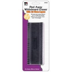 Whiteboard Eraser Peel Away