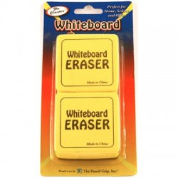 Whiteboard Eraser, 2 pk.
