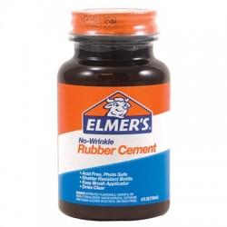 Rubber Cement, 4 oz w/applicator