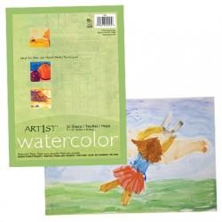 Watercolor Paper 9x12 50 pack