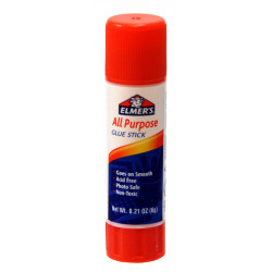 Elmer's All Glue Stick 0.21 ounce EACH