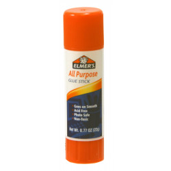Elmer's All Purpose Glue Stick 0.77 oz EACH