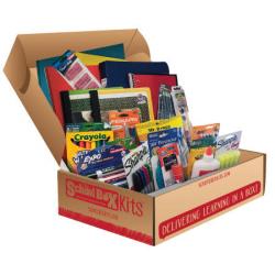 Supply Kit 7th & 8th Grade