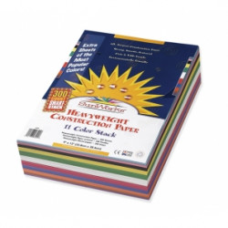 SunWorks Smart Stack Construction Paper Assortment