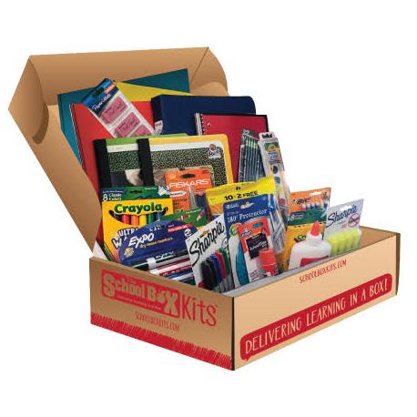 Vaughan 1st Grade Kit Schoolbox Kits