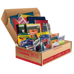 Brockett Elementary - Mr. Sekania's Art Kit