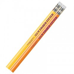 Finger Fitter Pencils w/ Eraser