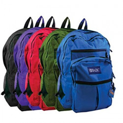 "Classic Backpack 17"" Assorted Colors"