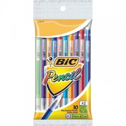 Mechanical Pencils  .7, 10 Ct