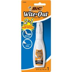 Wite Out 2 in 1 Fluid