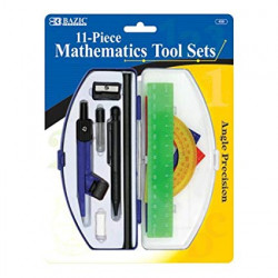 Mathematics Tool Set 11PC
