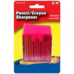 Crayon/Pencil Sharpener