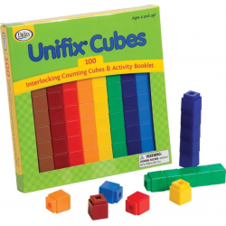 Unifix Cubes 100ct
