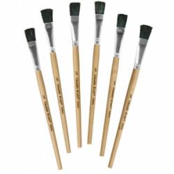 Short Handle Easel Brush - Single