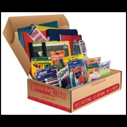 Communities in Schools Middle Grade Supplies