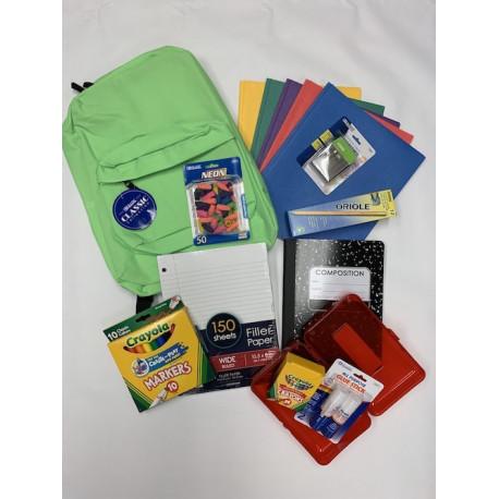 Biltmore Church Loves Schools Backpack