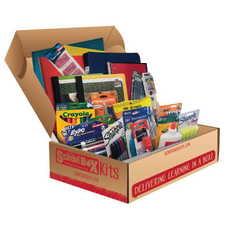 BBBS Elementary Supply Kit