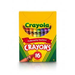 Crayola Regular Size Crayons 16 ct