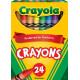 Crayola Regular Size Crayons 24 ct