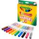 Crayola Broad Line Markers 10 count