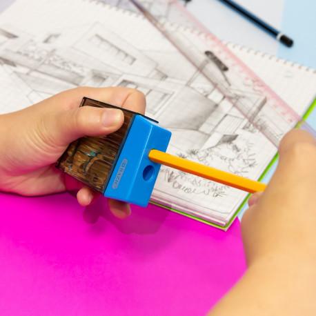 Dual Blade Crayon/Pencil Sharpener