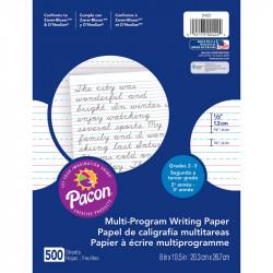 Handwriting Paper Multi-Program Ream