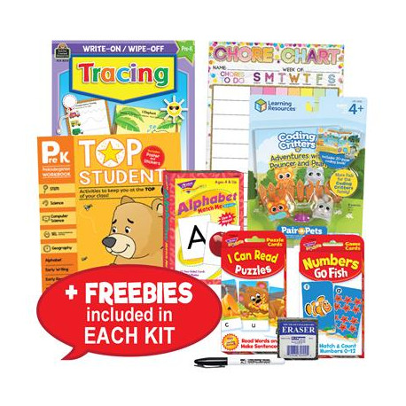 Skills for Success Kit - Pre-K