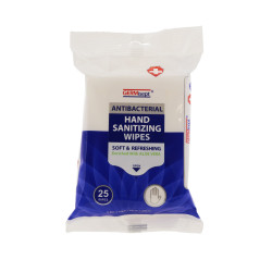 Antibacterial Sanitizing Wipes with Aloe Vera