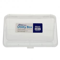 Pencil Box, Clear