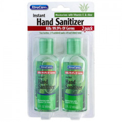 Hand Sanitizer 2 ounce (Two Count)