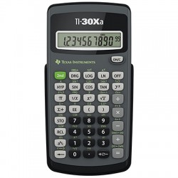 Scientific Calculator, TI-30XA