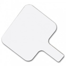 Dry Erase Paddles, Rectangle