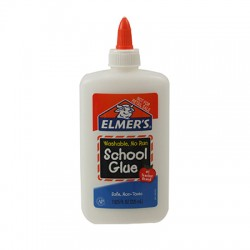 ElmerÔÇÖs┬« School Glue, 7 5/8 oz.