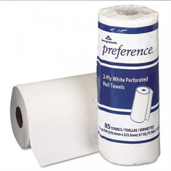 2-Play Paper Towels, 85 sheets