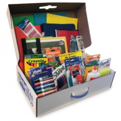 Creekview Elementary - 1st Grade Supply Kit Boys