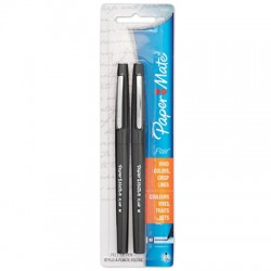 Black Flair Pen, 2 ct