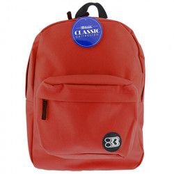 "17"" Red Backpack"