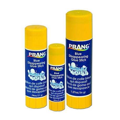 Blue Glue Sticks, Small  28oz , dozen - Schoolbox Kits