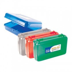 Pencil Box, Primary Colors