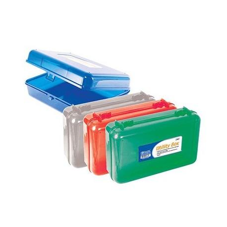Pencil Box, Primary Colors