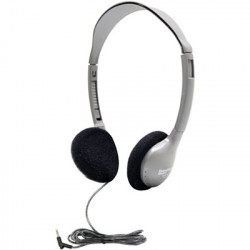 On-Ear Stereo Headphones