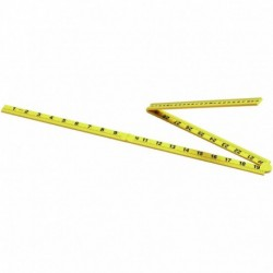 Folding Meter Stick